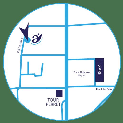 Permanence avocat Amiens - BFBW - Accès