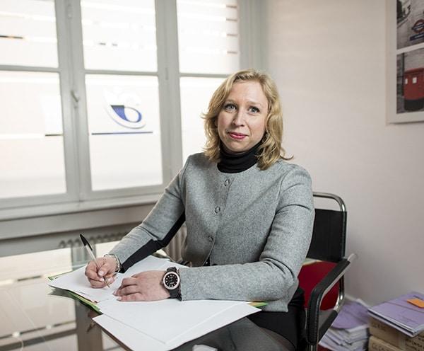 Emilie Ricard - Avocat Amiens - BFBW