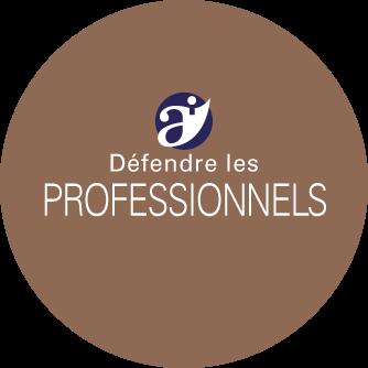 Défendre les professionnels